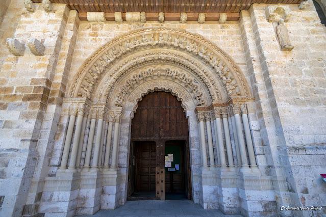 Portada Norte de la Catedral de Santa María la Mayor - Toro, Zamora