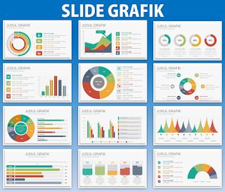 Slide Grafik Sinkron data Excel