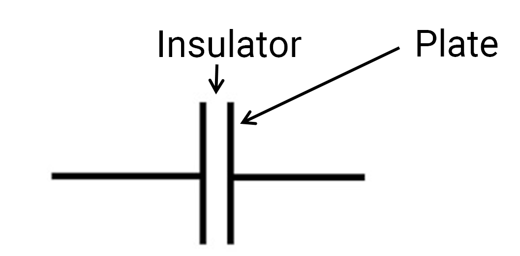 Capacitor schematic