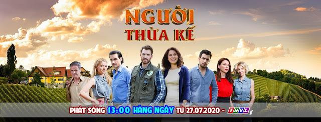 Phim mỹ Người Thừa Kế Croatia THVL1 2020 Tâm Lý