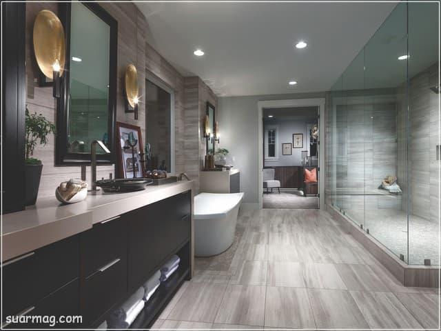 صور حمامات - حمامات مودرن 8 | Bathroom Photos - Modern Bathrooms 8