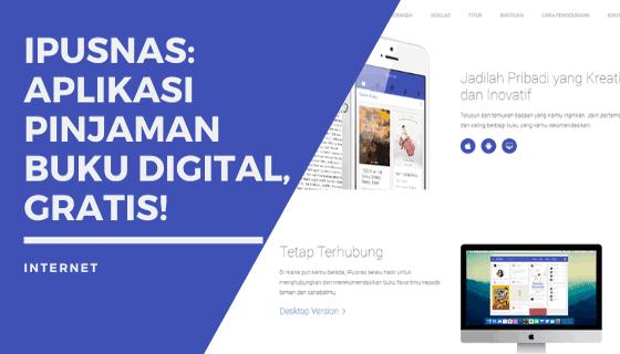 Aplikasi Peminjaman Buku Digital, Gratis!