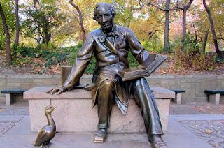 Hans Christian Andersen - NY