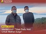 Berkunjung ke Toraja Utara, Menteri KKP : Tidak Perlu Mati Untuk Melihat Surga