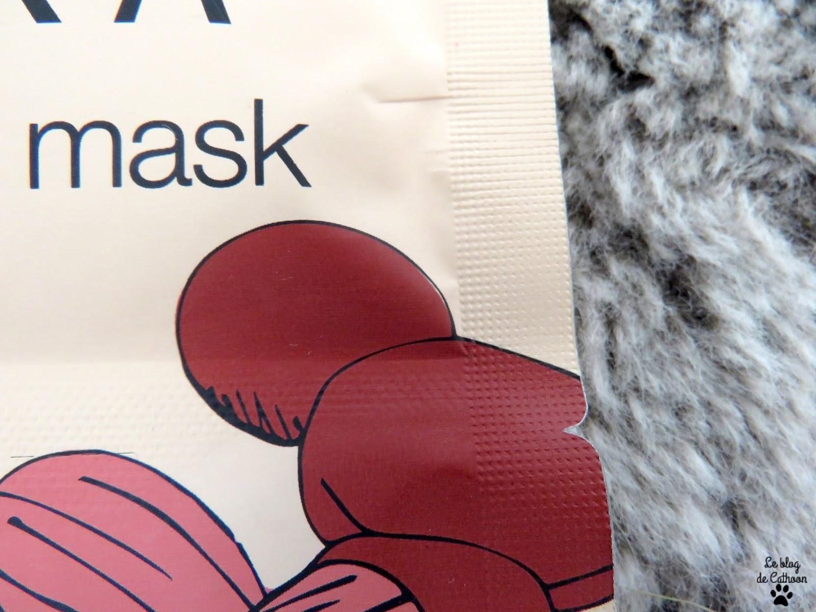 Masque cheveux nuit au karité de Sephora