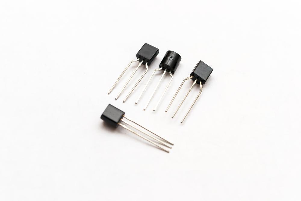 foto transistor berbagai jenis