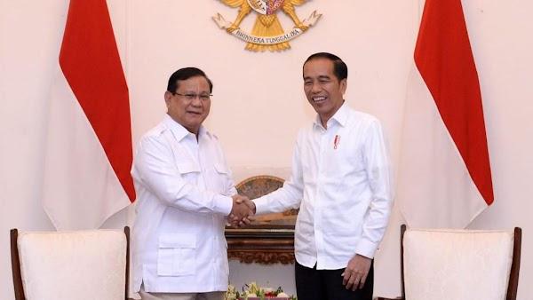 Jika Gerindra Bergabung, Jokowi Bakal Sulit Dikontrol