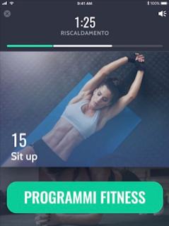 Sfida 30 Giorni in Forma:l'app si aggiorna alla vers 5.0.2