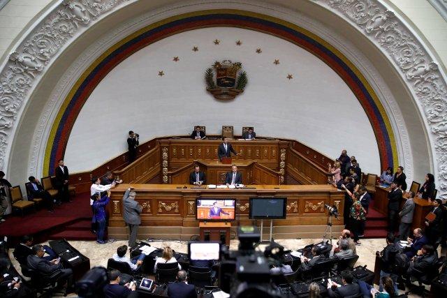AN aprobó decreto propuesto por Guaidó sobre Estado de Alarma ante gran apagón en Venezuela (Documento)