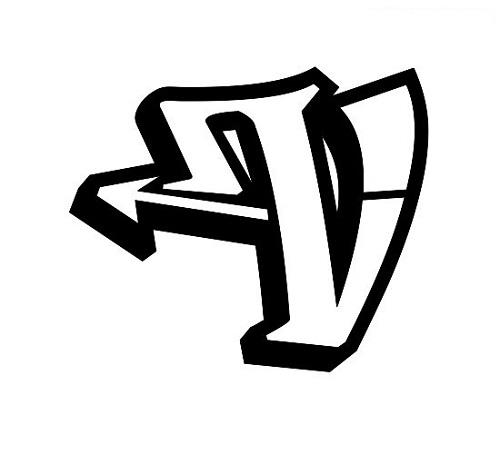Graffiti Buchstaben ABC Schritt für Schritt