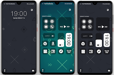 Flagship OS V2 Themes for OPPO & Realme