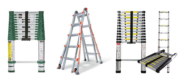 telescoping ladder reviews