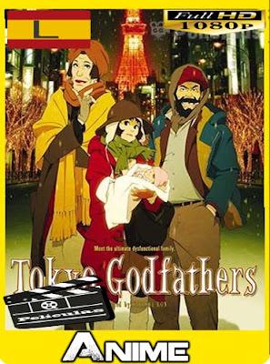 Tokyo Godfathers [2003]HD [1080P] latino [GoogleDrive-Mega]nestorHD