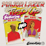 Major Lazer - Tied Up (feat. Mr Eazi, RAYE and Jake Gosling) - Single Cover