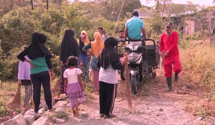 Pjs Desa Pattopakang, Utamakan Kebersamaan Menindaklanjuti Program Kerja Bupati Takalar