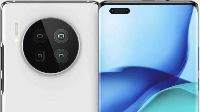 Huawei mate 40 series  released globally in late October – kirin 1020 + curved display