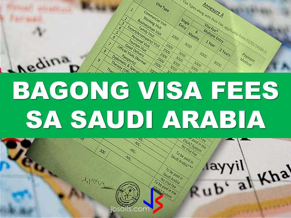 escort visa for saudi arabia