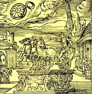 Avistamiento OVNI en la antigua Roma - Ab Urbe condita