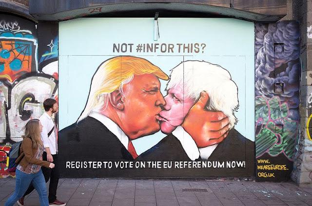 Η τέχνη του no-deal Brexit, α λα Boris Johnson