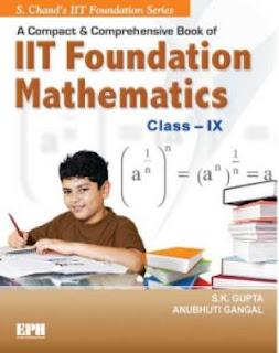 S CHAND IIT FOUNDATION MATHS BOOK