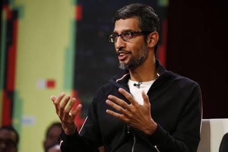 Google CEO Sundar Pichai Says Humanity Needs To Be Cautious Of AI