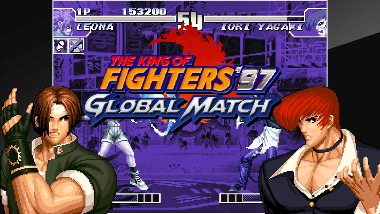 The King Of Fighters 97 Global Match Announced Gameslaught