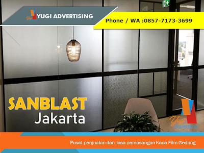 Jual Sanblast Jakarta