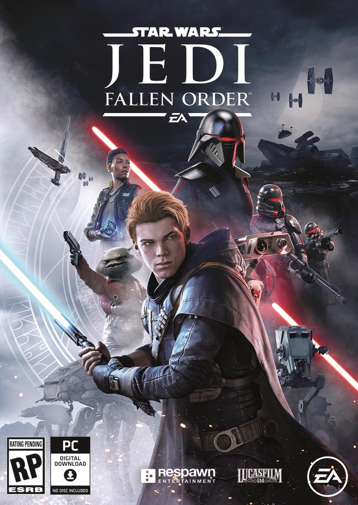 Star Wars Jedi: Fallen Order pc cover art