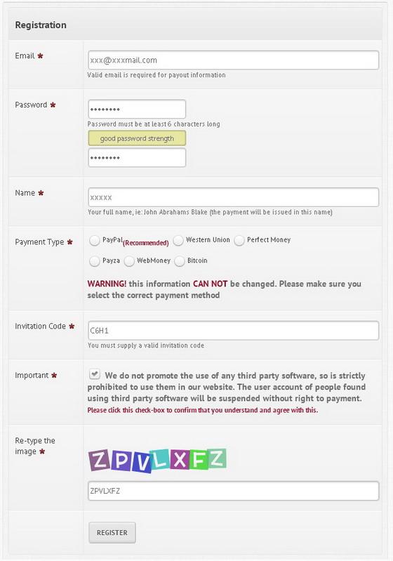 Gaji bulanan dari internet gaji bulanan dari megatypers cara mendaftar megatypers stopboris Images