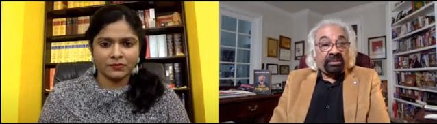 Priyadharshni Rahul interviews Dr Sam Pitroda