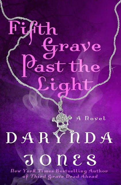 Book Review: Fifth Grave Past the Light (Charley Davidson, book 5), by Darynda Jones