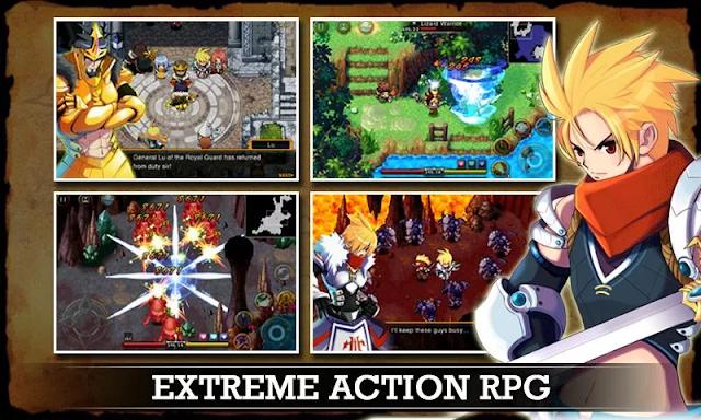 Zenonia 4 Game RPG Android Terbaik
