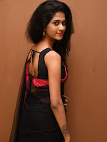 New Actress Harini latest sizzling photos gallery-cover-photo