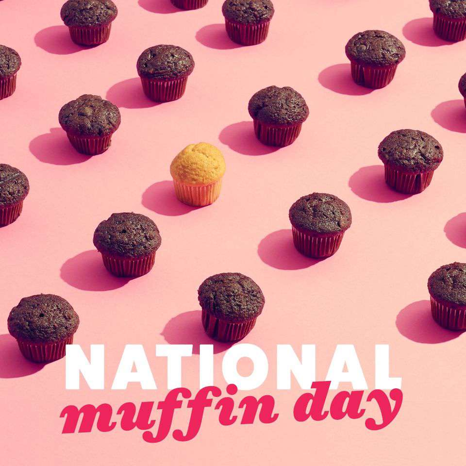 National Muffin Day Wishes for Whatsapp