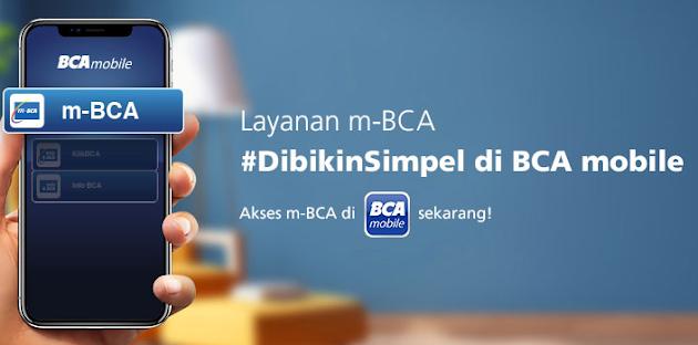 kelebihan aplikasi BCA mobile