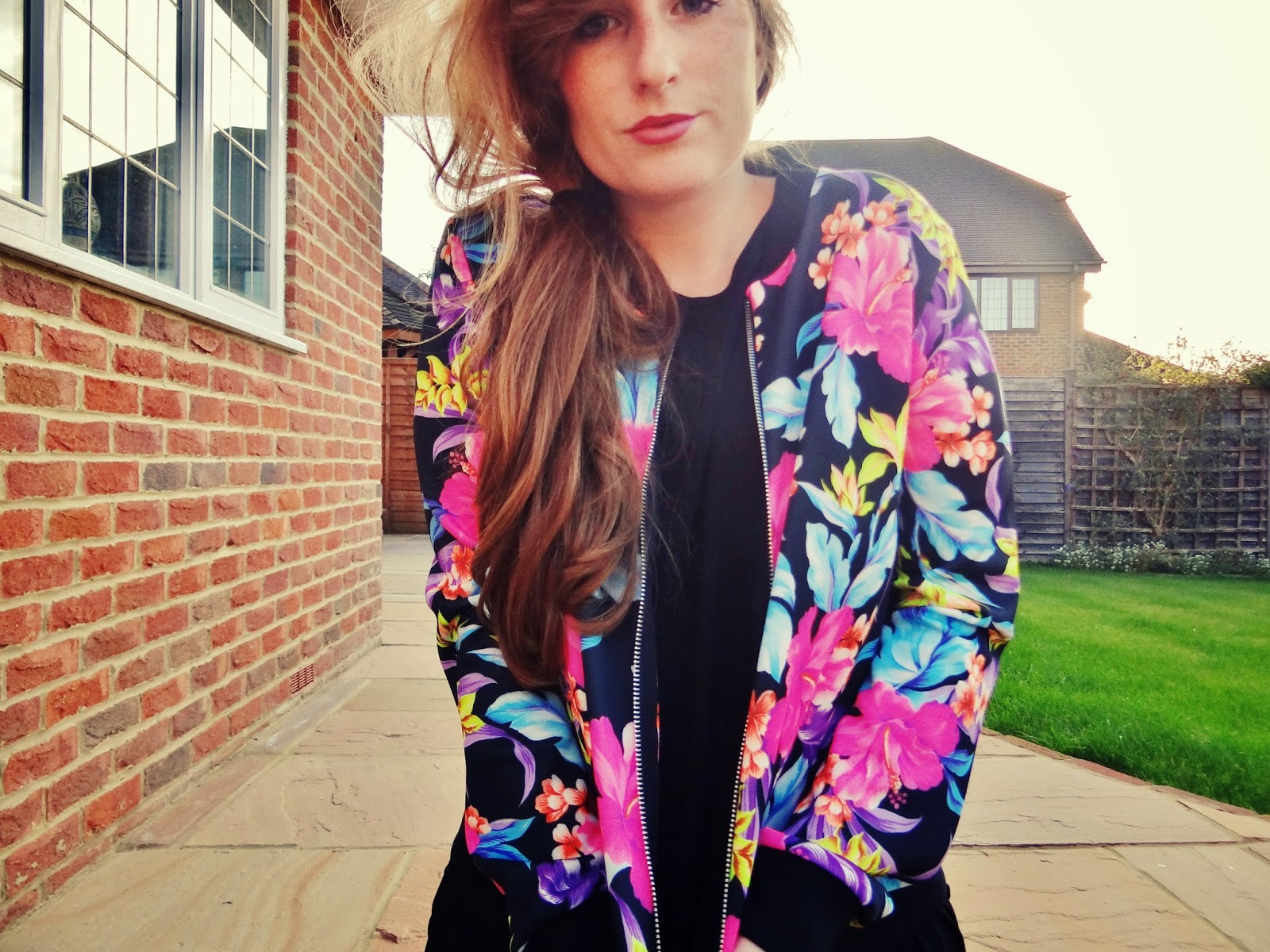 uk fashion and lifestyle blogger