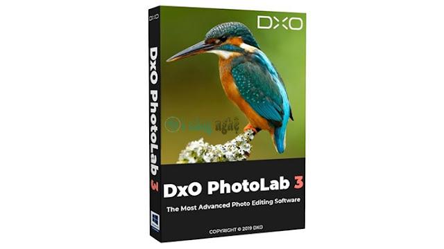تحميل برنامج DxO PhotoLab 3 كامل برابط مباشر