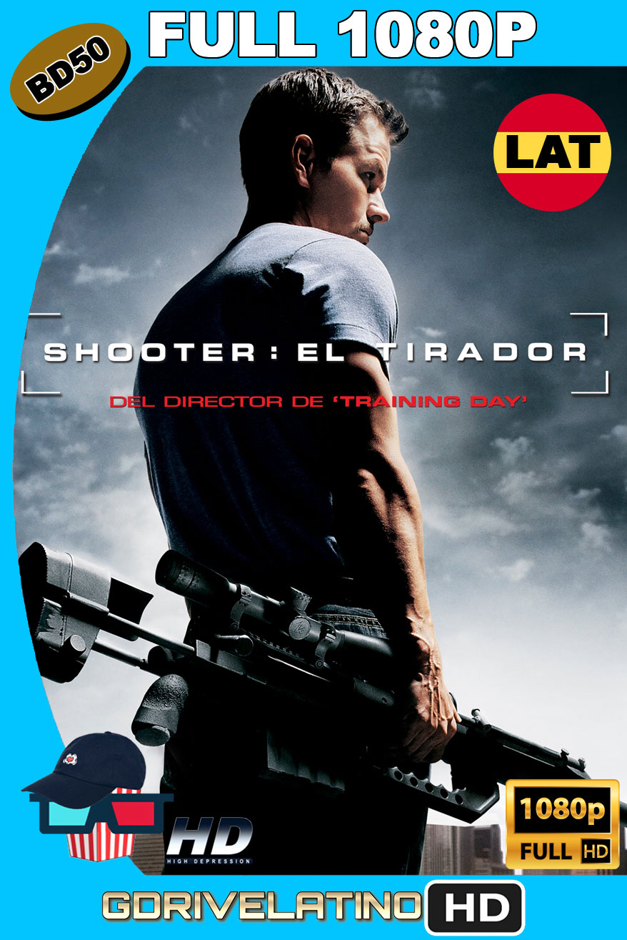Shooter: El Tirador (2007) BD50 FULL 1080p Latino-Ingles ISO