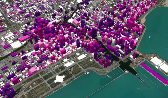Ứng dụng và xu thế phát triển của GIS