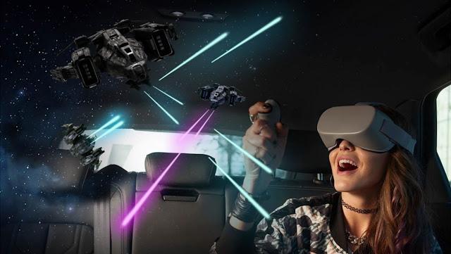 Audi presenta su experiencia de VR para pasajeros (Video)