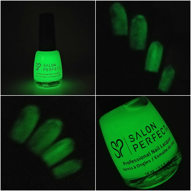 Salon Perfect-Glow All Out