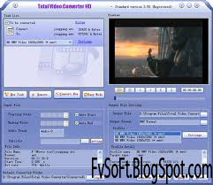 gratuit total video converter 3.50