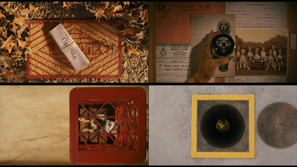 Colorful Animation Expressions Fantastic Mr Fox Flat Staging And Camera Moves 4 5