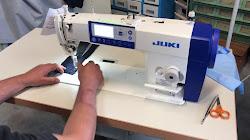 Tài liệu 1 kim điện tử Juki DDL-8000AS / DDL-8000AB