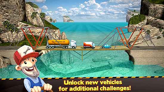 Bridge Constructor Mod Apk Download