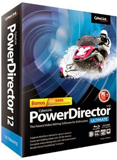 Download PowerDirector Ultimate 12