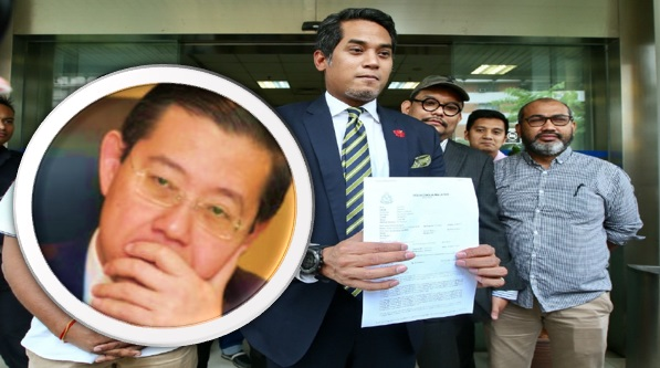 Khairy Jamaluddin Buat Laporan Polis Tentang Isu Wang GST RM19 Bilion Dirompak
