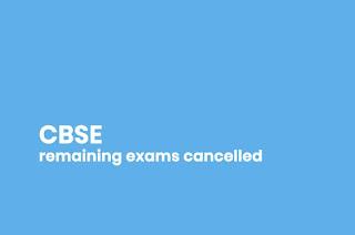 CBSE Latest News