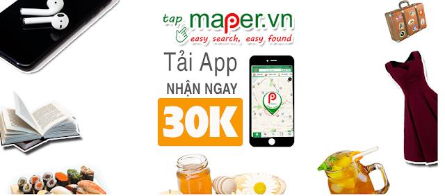 Maper-ứng dụng kiếm thẻ cào trên android ios,hướng dẫn kiếm thẻ cào online trên maper,kiemthecao.com,kiem the cao