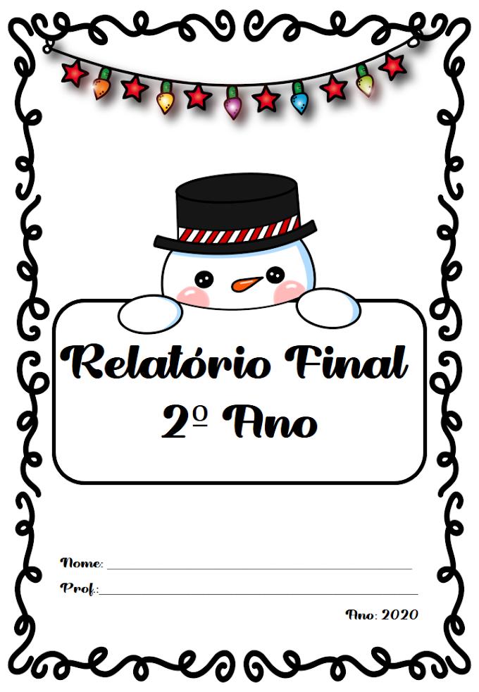 RELATÓRIO FINAL 2º ANO